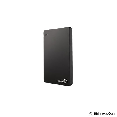 SEAGATE Backup Plus SLIM USB 3.0 500GB [STCD500301] - Black - Hard Disk External 2.5 inch